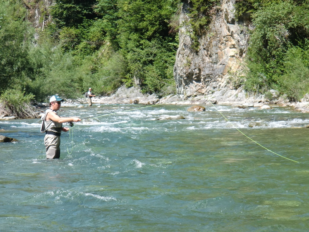 Austria River Fishing Guide